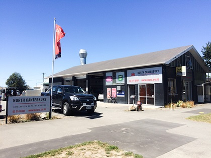 Amberley - North Canterbury Collision Repair